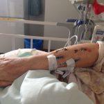 『緊急入院①』母